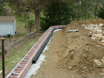 We Show The Way We Construct Walls Using Wall Stones with