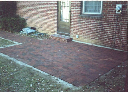 brick patio examples and descriptions newtown square pa robert j - Brick Patio Designs