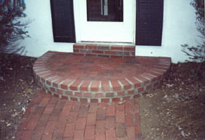 Brick steps 5.jpg (25950 bytes)