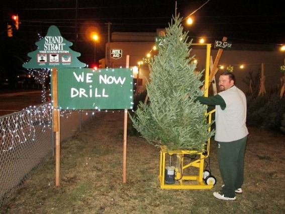 Selling christmas trees in lansdowne pa for over years