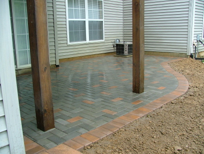 Photos Of EP Henry Paver Projects Showing Different Color Combinations    Newtown Square PA | Robert J. Kleinberg Landscape Design