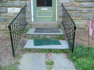 Examples of Five Different types of Bluestone & Flagstone