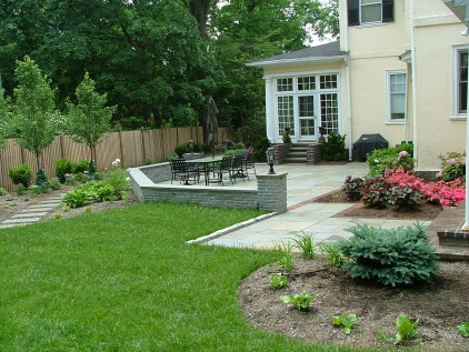 Patio Design Construction In Newtown Square Pa From Robert J