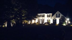 Front of house Low Voltage LED Lights Media, PA