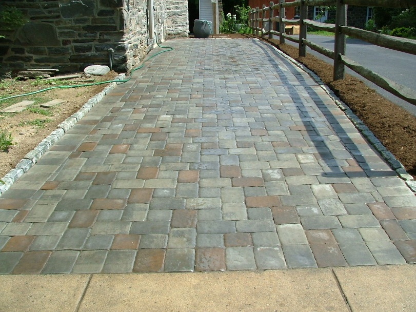 Awesome Paver Driveway Construction including Permeable Pavers Newtown Square PA Top Design - New driveway paving stones Amazing